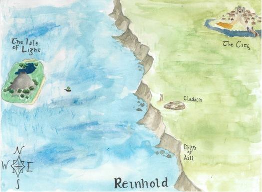 Map Reinhold