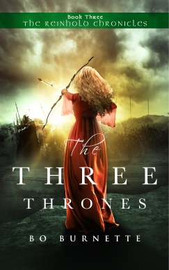 The Three Thrones - eBook
